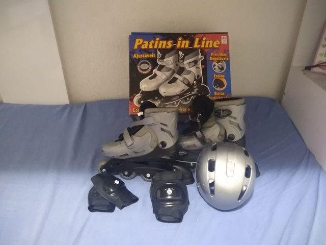 Patins in line - Foto 3