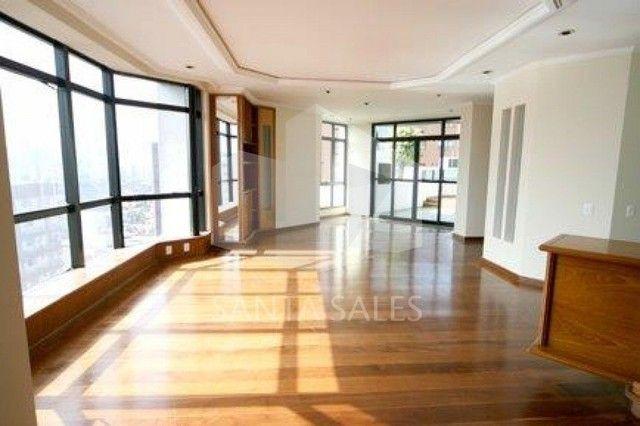 Apartamento para alugar com 4 dormitórios em Itaim bibi, São paulo cod:SS13456 - Foto 3