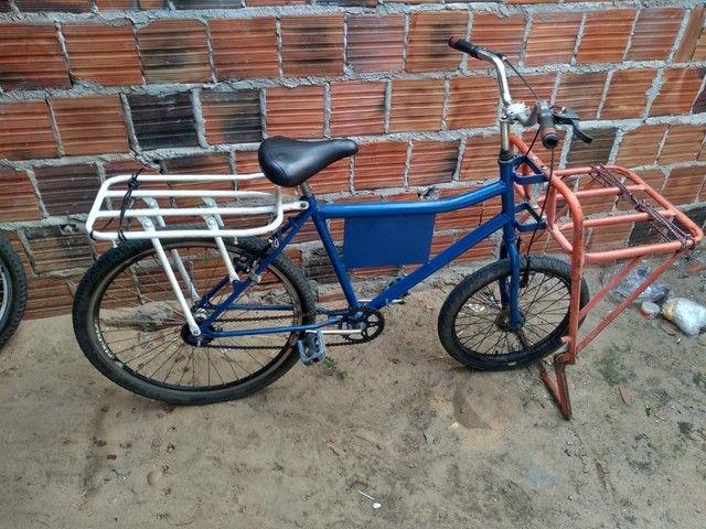 Vende _bike cargueira - Foto 2