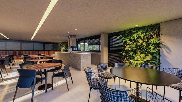 Edíficio Aquarius com Apartamento de 1 quarto e sala na Ponta Verde - Foto 5