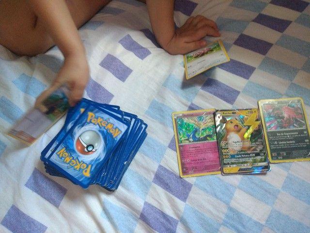 Combo de cartas pokémon - Foto 5