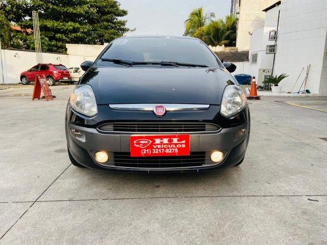 Fiat Punto 1.6 16v essence 2013 c/ gnv de 5 geraçao. - Foto 3