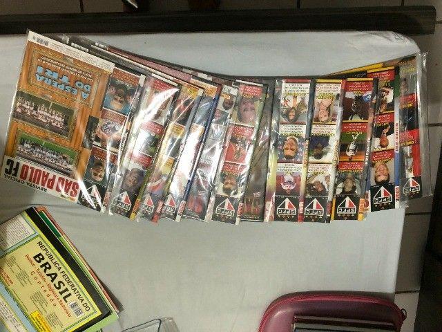 Coleção revistas são paulo