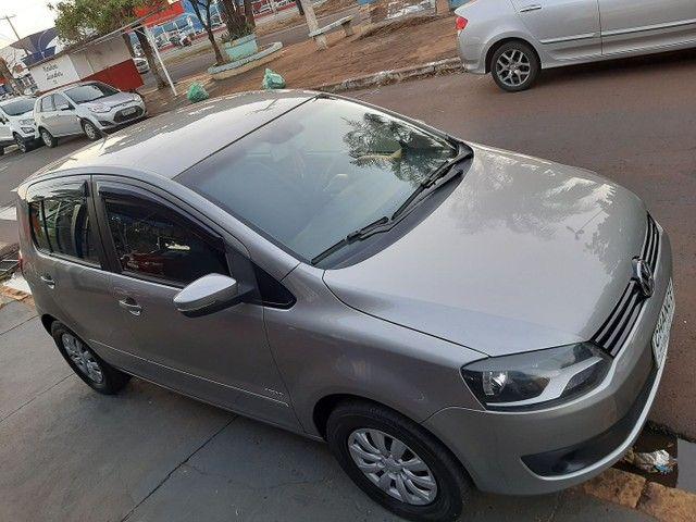 VW Fox 2013 1.0 Flex Completo Troco Carro Moto Financio - Foto 5