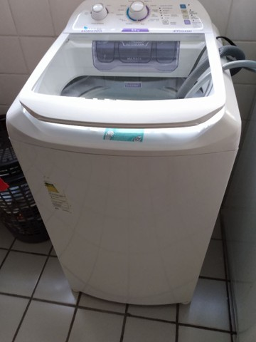 Máquina de lavar roupa 8,5 kg eletrolux