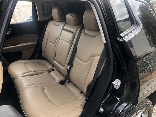 Jeep Compass Limited 2.0 Flex 2017 com 76.000km - Foto 8