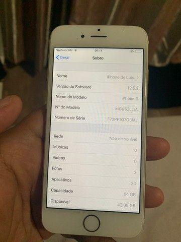 Iphone 6 de 64Gb  - Foto 3