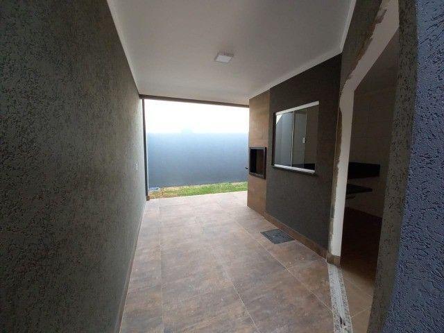 Linda Casa Jardim Montividéu - Foto 19