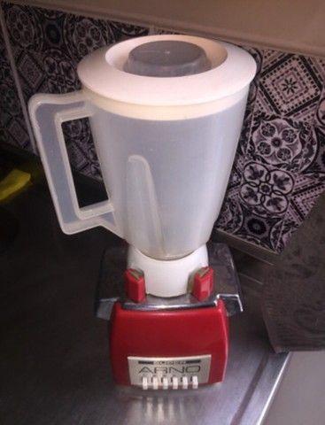 Liquidificador Arno anos 60 relíquia  - Foto 4