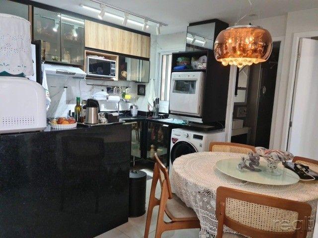Apartamento mobiliado a 100 metros da Beira Mar - Foto 11