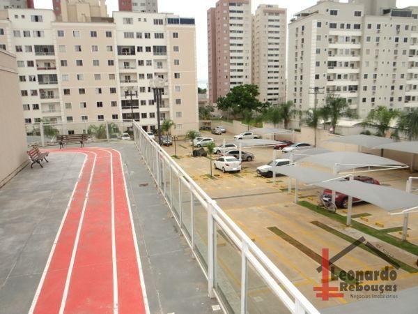 Apartamento duplex com 2 quartos no Spazio Eco Ville Araguaia - Bairro Setor Negrão de Lim - Foto 6