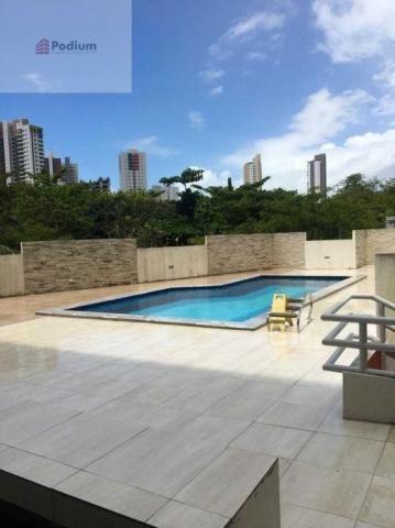 Apartamento à venda com 4 dormitórios em Tambaú, João pessoa cod:36554 - Foto 7