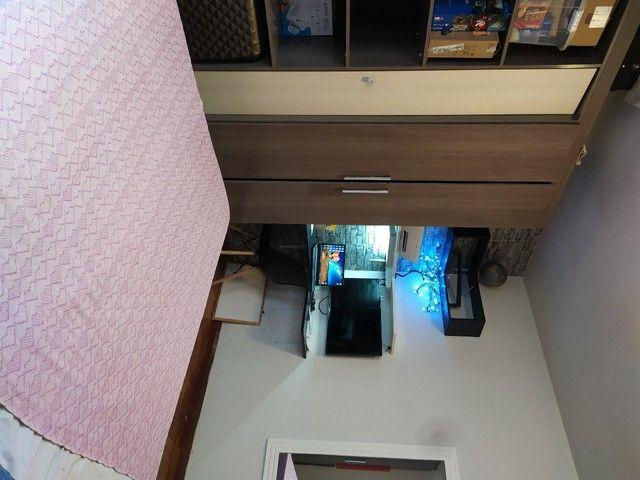 Apto 2 quartos grande e garagem - Foto 5