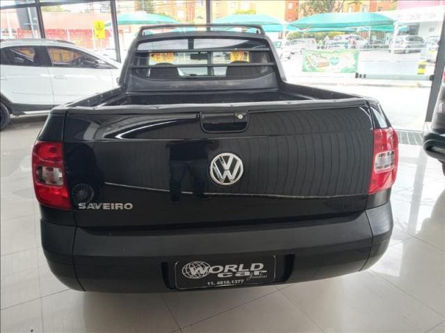 Volkswagen Saveiro 1.6 mi cs 8v G.v - Foto 4