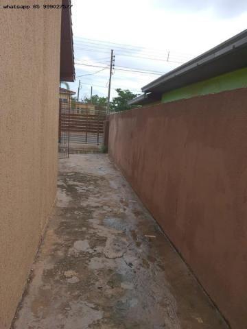 Casa para Venda em Várzea Grande, Jardim dos Estados, 2 dormitórios, 2 banheiros, 2 vagas - Foto 5