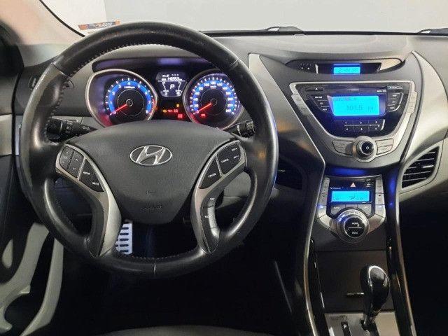 Hyundai Elantra GLS 2.0 - 2013 - Automático - R$46.854 - Foto 8