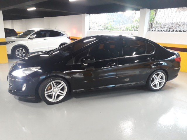 Peugeot 408 Griffe THP 2012/2013