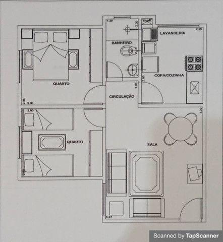 Vendo apartamento no Bairro Monte Castelo - Foto 20