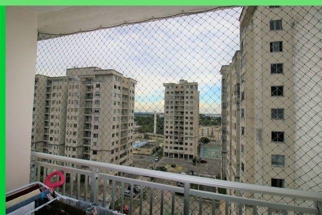 Apartamento 3 Quartos Condomínio weekend Club Ponta Negra