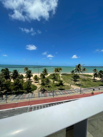 T.F Apartamento beira mar 2 quartos Tambaú