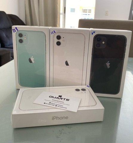 iPhone 11 Green 128 Gigabytes, Lacrado (NOVO)