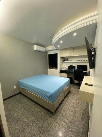 Apartamento 112m² 3 quartos + DCE no Corredor Vera Arruda 3ª quadra da praia Jatiuca - Foto 3