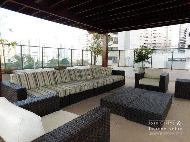 Apartameto no Jardim Luna com 215m², 3 suítes, 4 vagas e vista mar - Foto 13