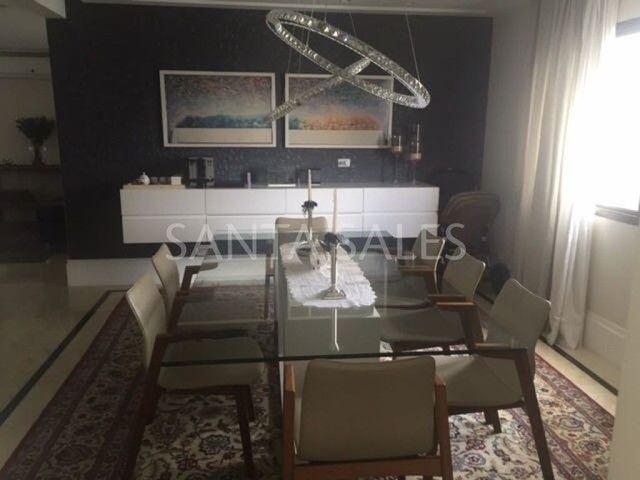 Apartamento para alugar com 4 dormitórios em Campo belo, São paulo cod:SS36181 - Foto 9