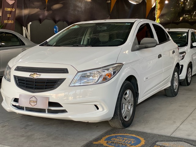 Chevrolet  ONIX LS 1.0 flex  2016  único dono  ( 1 ano de garantia ) - Foto 4