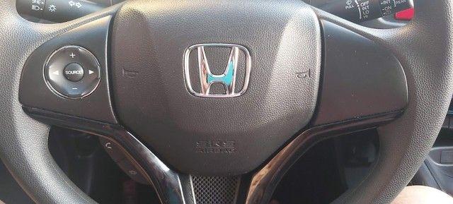 Honda  HR-V 2018  LX  Automática   Único Dono   Pericia 100% Aprovada. - Foto 18