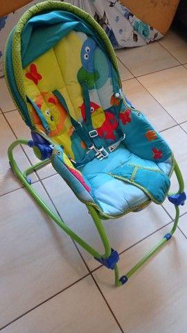 Cadeira de descanso baby - Bouncer Sunshine  - Safety 1st - Foto 3