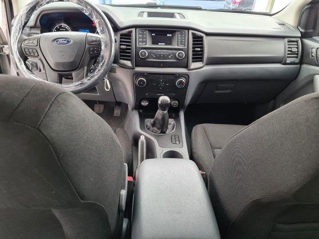 Ford Ranger (Cabine Dupla) Ranger 2.5 XLS CD (Flex) - Foto 9