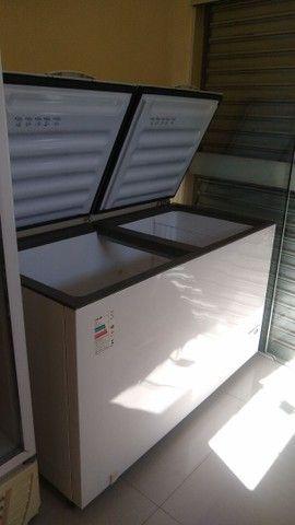 Freezer duas tampas - Foto 2