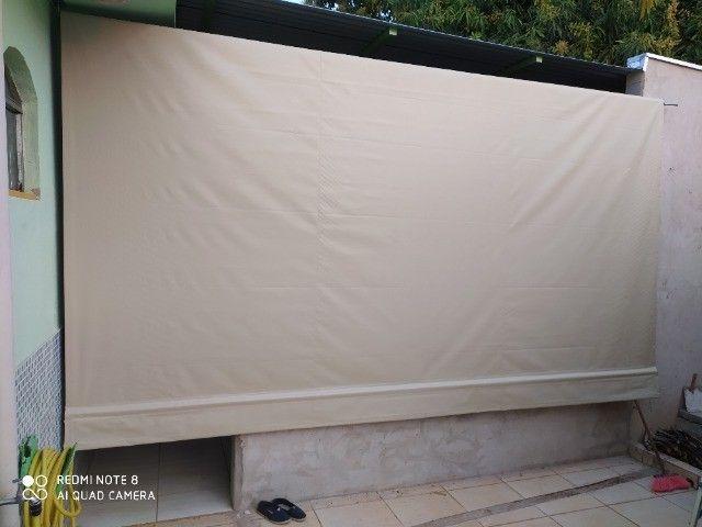 Toldo cortina de enrolar (m²) - Foto 2
