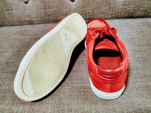 Tênis Lacoste Red tm 36 - Foto 2