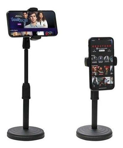 Suporte celular 360° tripe smartphone  - Foto 3