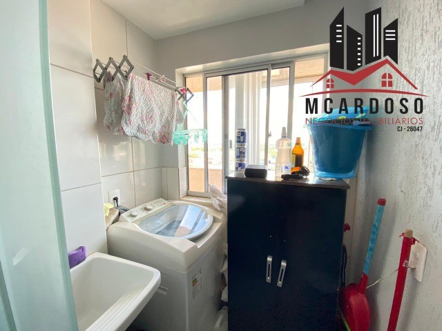apartamento 2 quartos, otima localização prox. do metro, c/ varanda, samambaia sul - Foto 6