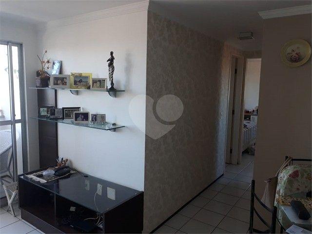 Apartamento à venda com 3 dormitórios em José de alencar, Fortaleza cod:REO391159 - Foto 20