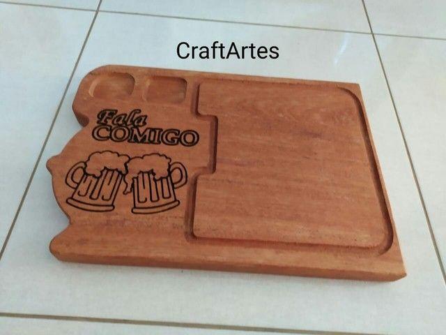 Tábua de churrasco Personalizada - Foto 4