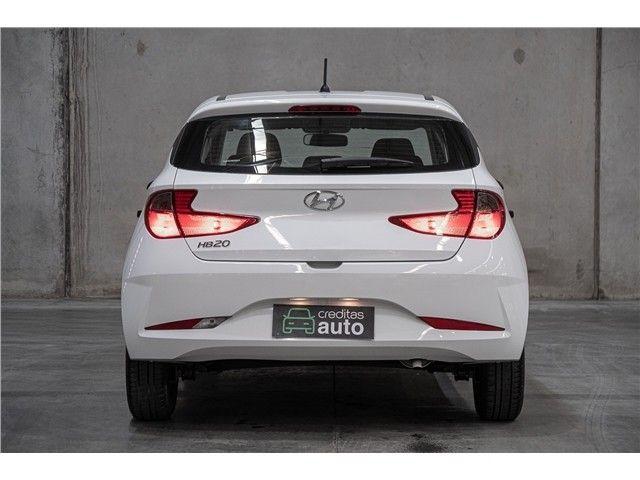 Hyundai Hb20 2020 1.0 12v flex sense manual - Foto 4