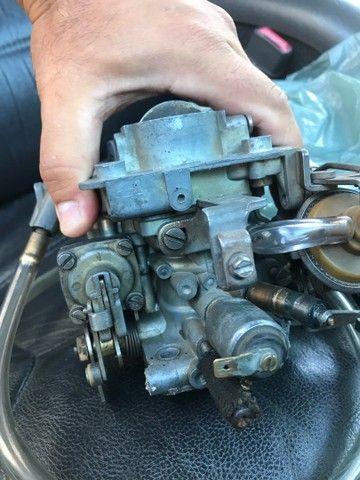 Carburador 460 Weber revisado.um 2e revisado .,e um hollei usado na trafic - Foto 4
