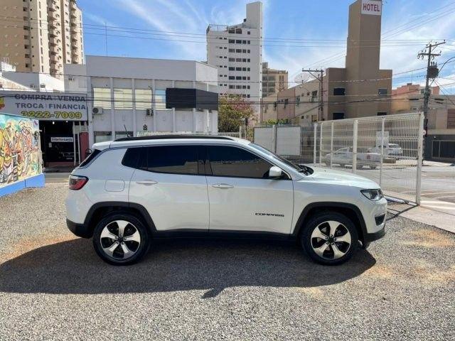 Jeep compass 2018 2.0 16v flex longitude automÁtico - Foto 13