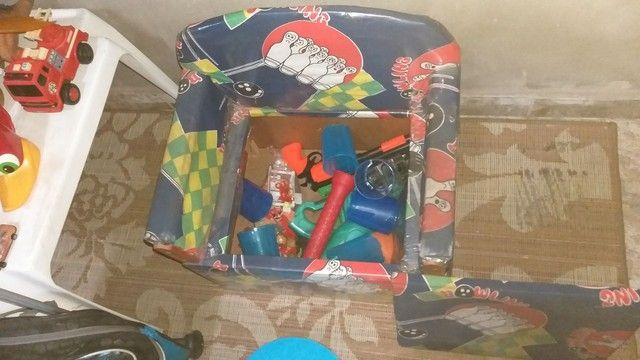 Vários brinquedos perfeitos - Foto 5