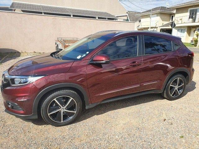 Honda Hr-v Exl 2020 - Único dono com garantia de fábrica