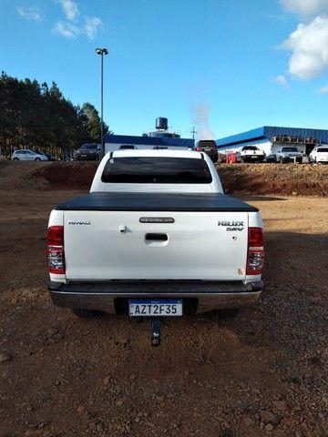Toyota/Hilux Cd Srv 4x4 2015 - Foto 8