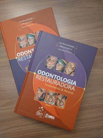 Livro Odontologia Restauradora Baratieri - Foto 3