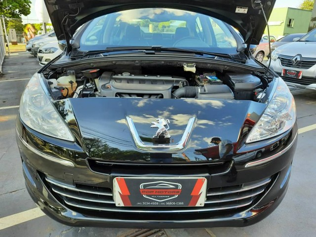Peugeot 408 FELINE 2.0 AUT. - Foto 7