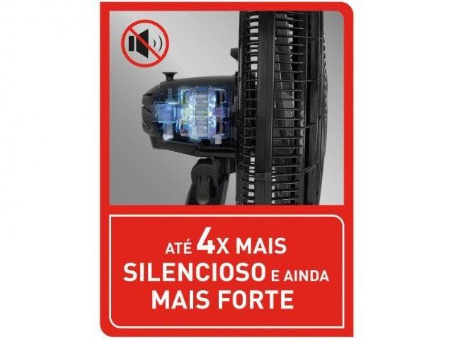 Ventilador De Mesa Arno Ultra Silence Force 50cm 6 Pás 220 V - Foto 5