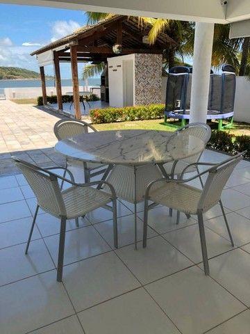 Aluguel casa beira mar - Pontal de Itamaracá - Foto 12