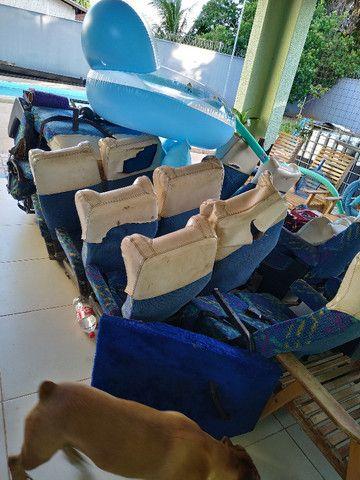 Vendo 8 Janelas, 24 poltronas de micro onibus - Foto 4